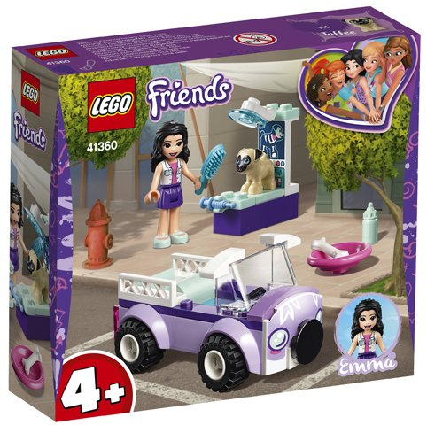 LG FRIENDS EMMA 41360 - Wild Willy - Toys Lebanon