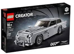 LEGO CREATOR EXPERT JAMES BOND ASTON MARTIN DB5 16+ 10262