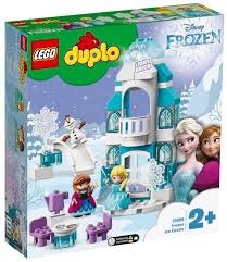 LEGO DUPLO DISNEY FROZEN ICE CASTLE 2+ 10899