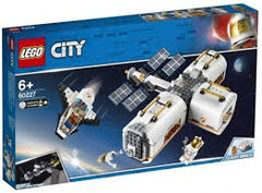 LEGO CITY SPACE INTERNATIONAL STATION ISS 6+ 60227