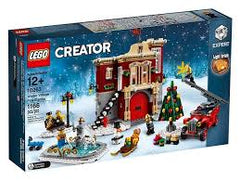 LEGO CREATOR EXPERT WINTER VILLAGE FIRE STATION 1166PCS 12+ 10263