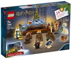 LEGO ADVENT CALENDAR HARRY POTTER 7+ 75964