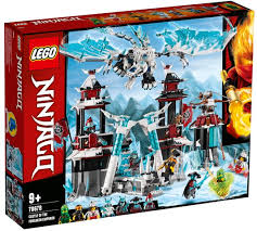 LEGO NINJAGO CASTLE OF THE FORSAKEN EMPEROR 9+ 70678