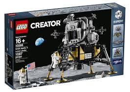LEGO CREATOR EXPERT NASA APOLLO 11 1087PCS 16+ 10266