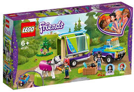 LEGO FRIENDS HORSE TRAILER MIA & EMMA 6+ 41371