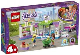 LEGO FRIENDS HEARTLAKE MARKET 4+ 41362