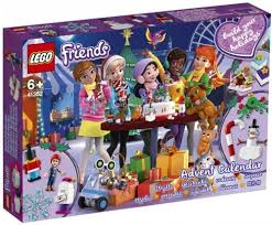LEGO FRIENDS ADVENT CALENDAR 6+ 41382