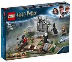 LEGO HARRY POTTER THE RISE OF VOLDEMORT 7+ 75965