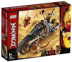 LEGO NINJAGO COLE DIRT BIKE 8+ 70672