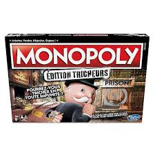 Hasbro Monopoly Edition Tricheurs