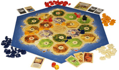 CATAN - THE BASE GAME - Wild Willy