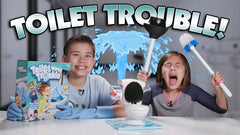TOILET TROUBLE - Wild Willy