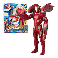 hasbro Marvel Avengers: Infinity War Mission Tech Iron Man Figure