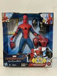 Marvel Spider-Man: Far from Home 3 in 1