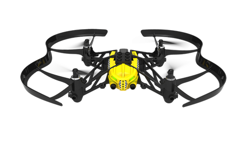 Parrot Travis Airborne Cargo Mini Drone (Yellow) - Wild Willy