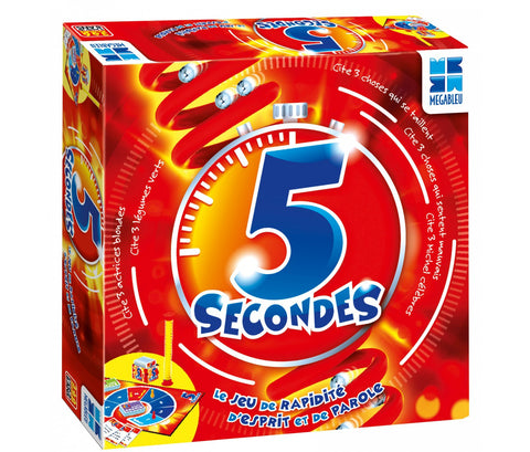 5 secondes - Wild Willy - Toys Lebanon