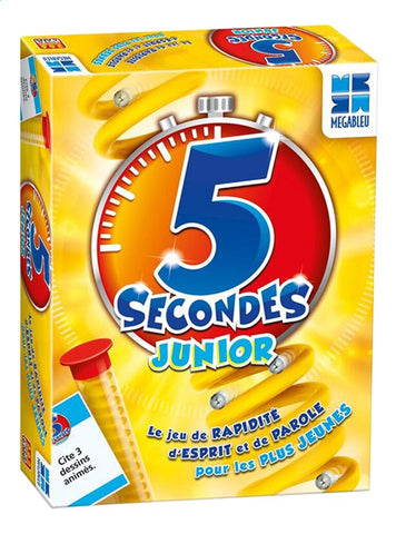 5 SECONDES JUNIOR - Wild Willy