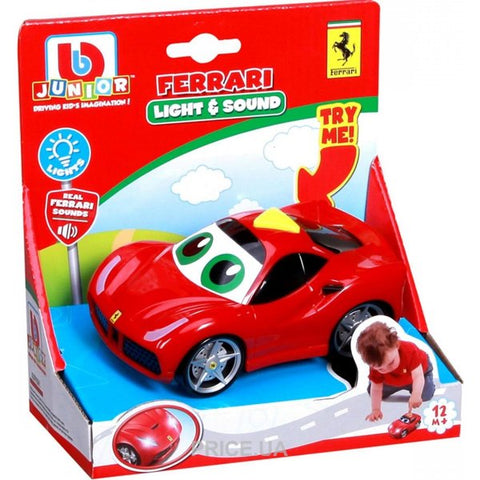 BBJunior FERRARI LIGHT & SOUNDS 488 GTB