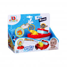 BBJunior SPLASH 'N PLAY - FIRE BOAT