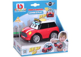 BBJunior Mini Cooper Laugh & Play