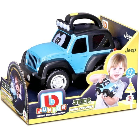 BBJ JEEP WRANGLER NIGHT EXPLORER - Wild Willy - Toys Lebanon