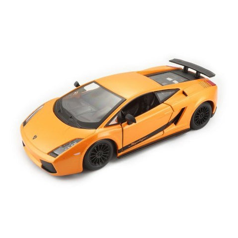 BU LAMBORGHINI GALLARDO SUPERLEGGERA 1:24 - Wild Willy - Toys Lebanon