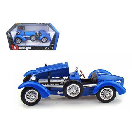 BU BUGATTI TYPE 59 ( BU12062 ) 1:18 - Wild Willy - Toys Lebanon
