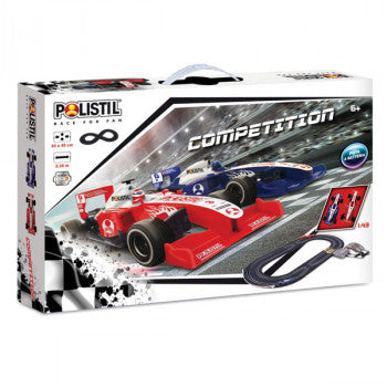 Polistil SLOT CAR FORMULA RACING W 2CARS - Wild Willy