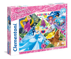 CL DISNEY PRINCESS 104PCS 6+ - Wild Willy - Toys Lebanon