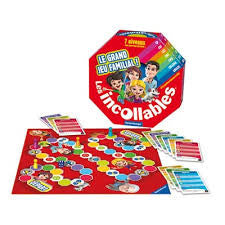 ravensburger jeu des incollables - Wild Willy