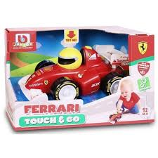 BBJ FERRARI TOUCH & GO F2012 - Wild Willy - Toys Lebanon