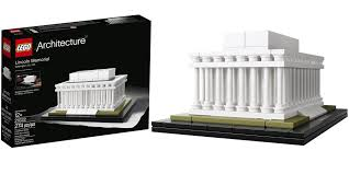 Lego Architecture Lincoln Memorial 21022