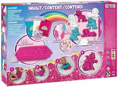 CRAZE MAGIC SAND UNICORN SET 600GR - Wild Willy - Toys Lebanon