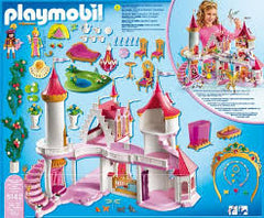 PM PRINCESS FANTASY CASTLE ( PM5142 ) - Wild Willy - Toys Lebanon