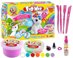 CRAZE FLO MEE MODELLING SET UNICORN 5+ - Wild Willy - Toys Lebanon