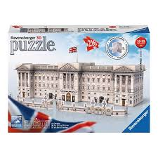 RB 3D PZ BUCKINGHAM PALACE - Wild Willy - Toys Lebanon