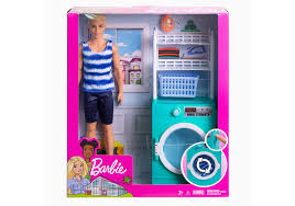 MT BARBIE SHAVING KEN WITH CABINET ASST FYK51 - Wild Willy - Toys Lebanon