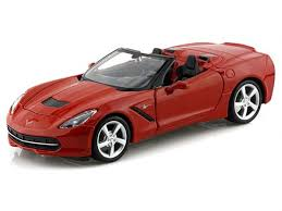 MS 1:24 2014 CORVETTE STINGRAY - Wild Willy - Toys Lebanon