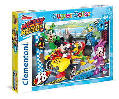 CL DISNEY JUNIOR MICKEY AND THE ROADSTERS 5+ - Wild Willy - Toys Lebanon