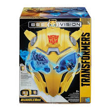 Hasbro Transformers Bee Vision Mask - Wild Willy - Toys Lebanon