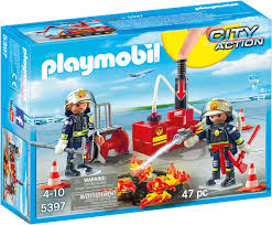 PM CITY ACTION FIREFIGHTING OPERATION 4-10 (PM5397) - Wild Willy - Toys Lebanon