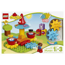 Lego DUPLO® My First Carousel 10845 - Wild Willy