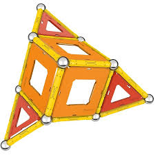 GEOMAG PANELS 50PCS GM461 - Wild Willy - Toys Lebanon