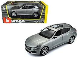 BU 1/24 PLUS MASERATI LEVANTE - Wild Willy - Toys Lebanon