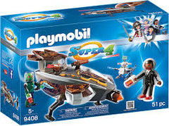 PM SUPER 4 SYKRONIAN SPACE GLIDER W GENE - Wild Willy - Toys Lebanon