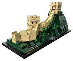 LG ARCHITECTURE GREAT WALL OF CHINA 21041 12+ - Wild Willy - Toys Lebanon