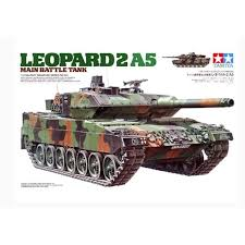 TAMIYA LEOPARD 2A5 GERMAN MBT ( TY35242 ) - Wild Willy - Toys Lebanon