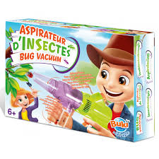 Buki Aspirateur d'insectes - Wild Willy