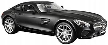 MS MERCEDES AMG GT MATT BLACK SERIES 31134B - Wild Willy - Toys Lebanon