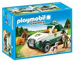 PM COUNTRY FOREST PICK UP TRUCK 4-10 (PM6812) - Wild Willy - Toys Lebanon